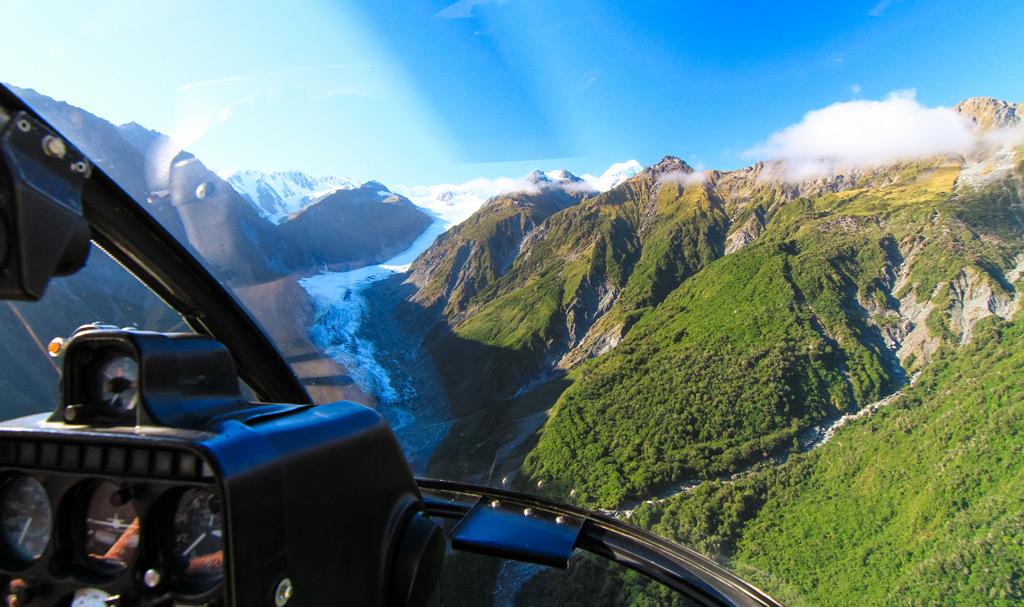Фото: Ледник Фокса