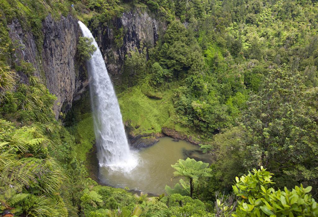 Фото: Водопады Хука