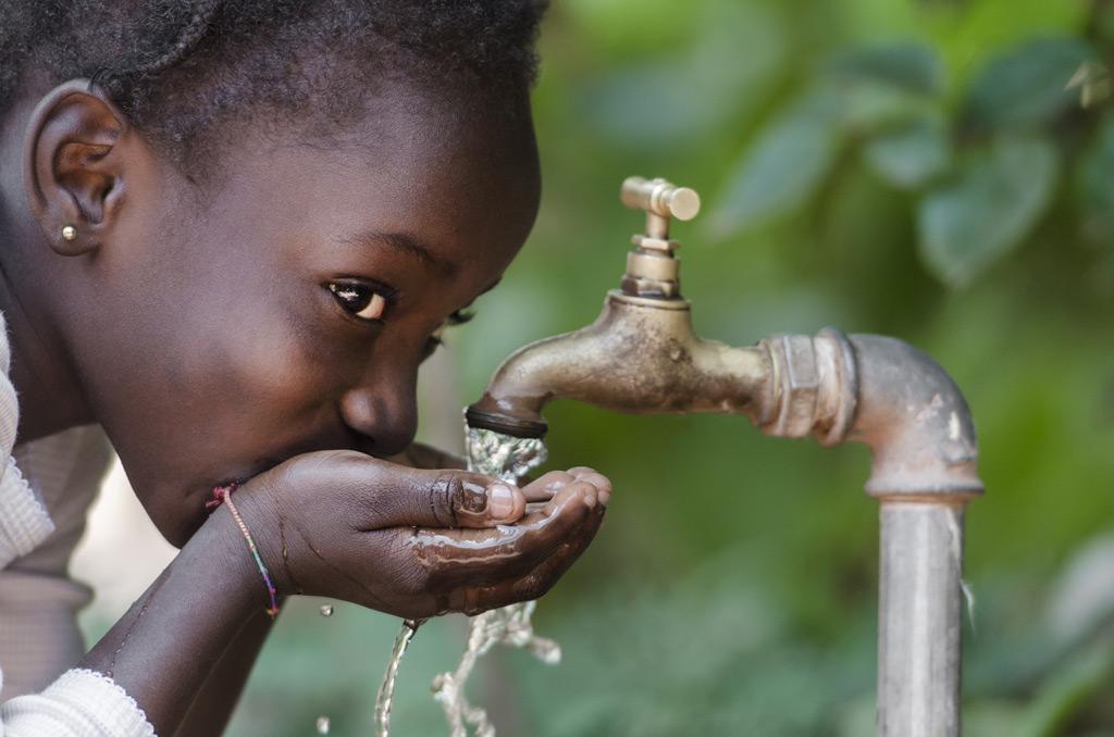 Фото: Африканский ребенок