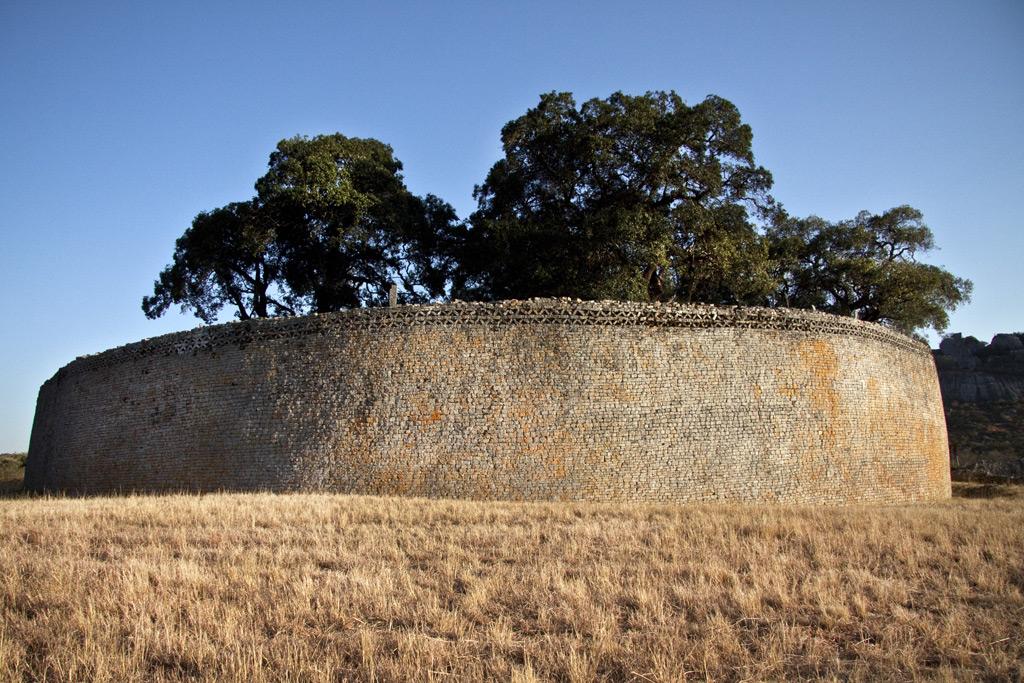 Фото: Руины Большого Зимбабве