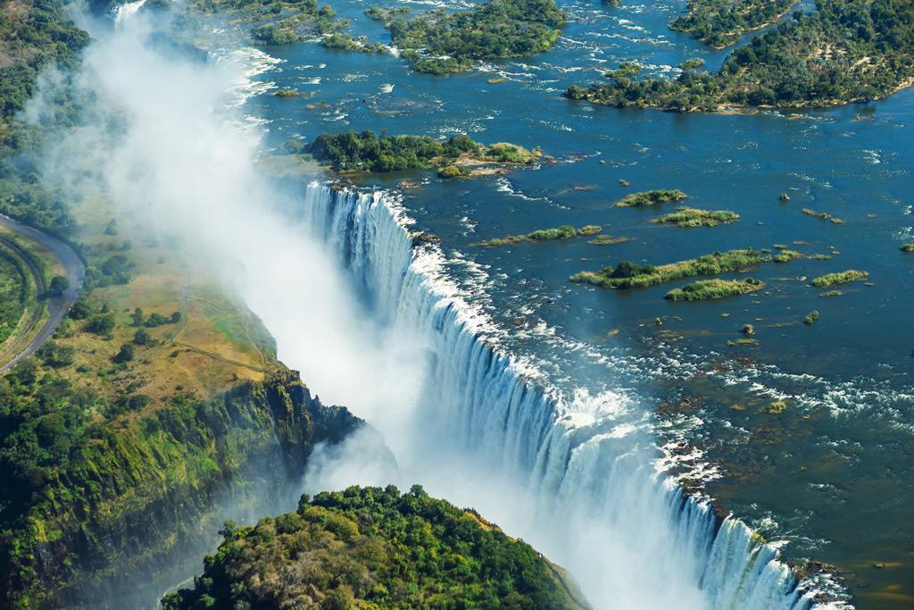 Фото: Водопад Виктория