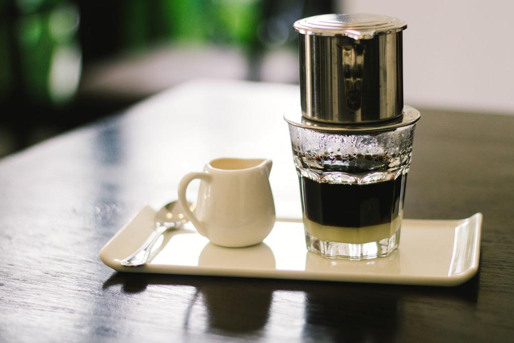 Фото: Кофе по-вьетнамски
