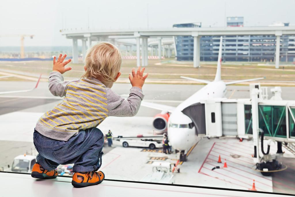 Фото: Путешествие с ребенком