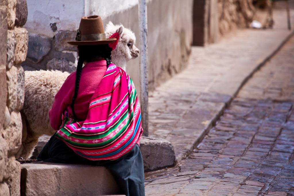 Фото: Куско, Перу