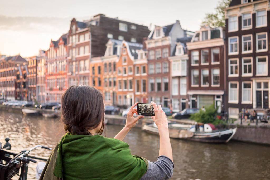 Фото: Амстердам, Нидерланды