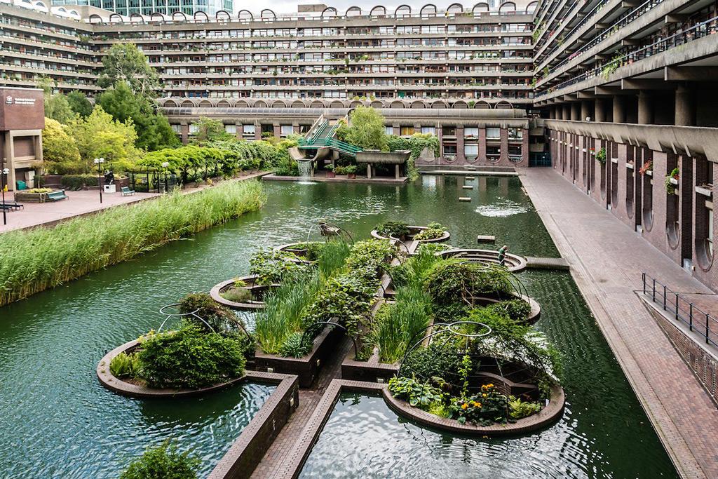 Фото: Тропические леса в центре Лондона