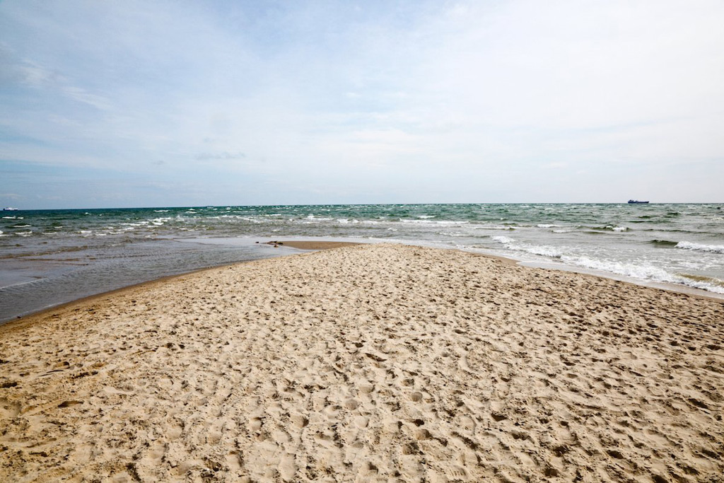 Фото: Пляж мыса Гренен