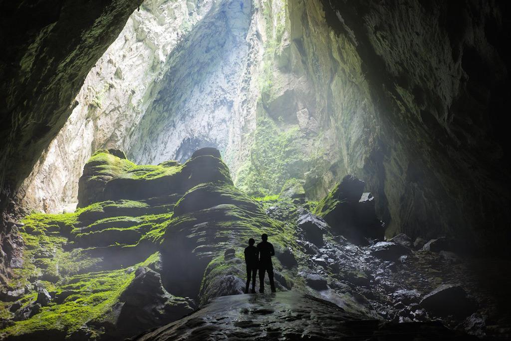 Фото: Сеть пещер Фонг-ня во Вьетнаме