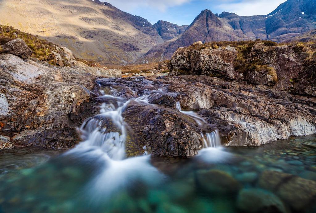 Фото: Чудесные водопады