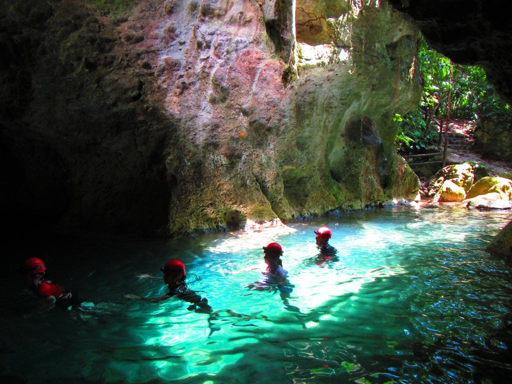 Фото: Пещера Актун-Туничиль-Мукналь