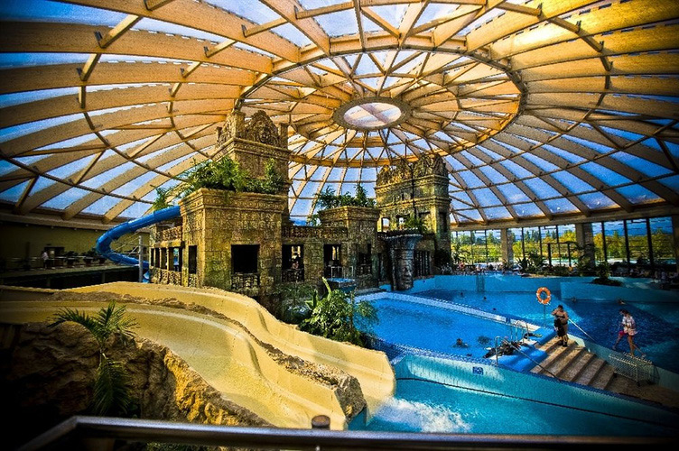 Фото: Aquaworld Ramada Resort, Будапешт