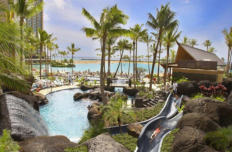 Фото: Hilton Hawaiian Village, Гавайи
