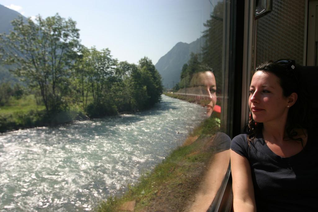Фото: Путешествие на поезде