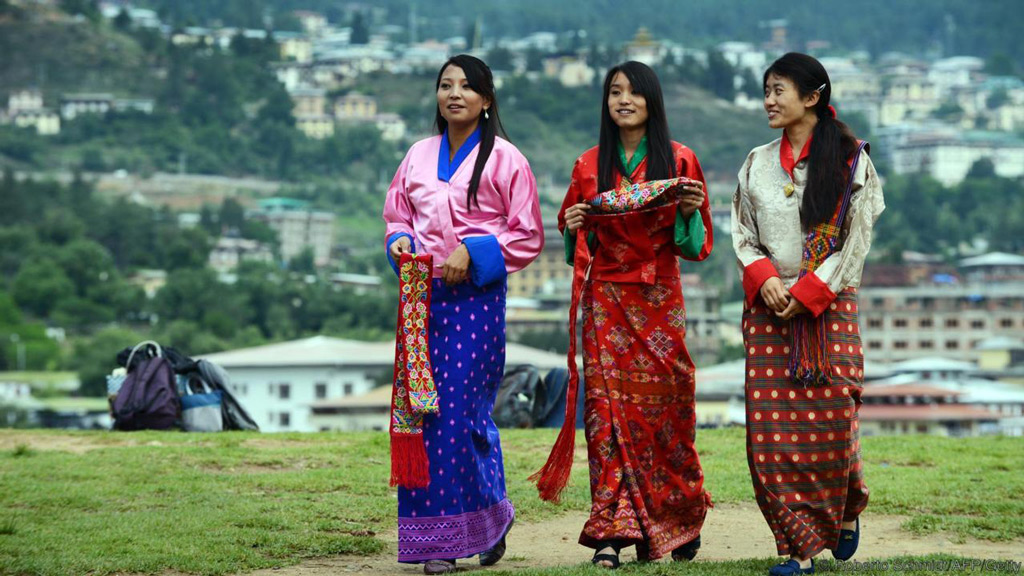 bhutan and gross national happiness and The philosophy of gross national happiness has recently received international recognition and the un has implemented a resolution recognizing that the gross domestic product does not adequately reflect the happiness and well-being of people, and that the pursuit of happiness is a fundamental human goal.