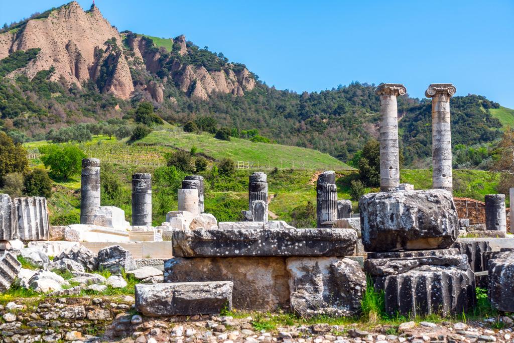 Фото: Храм Артемиды