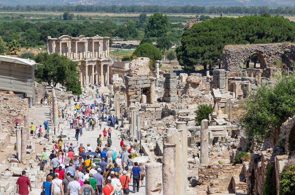 Фото: Как добраться до Эфеса