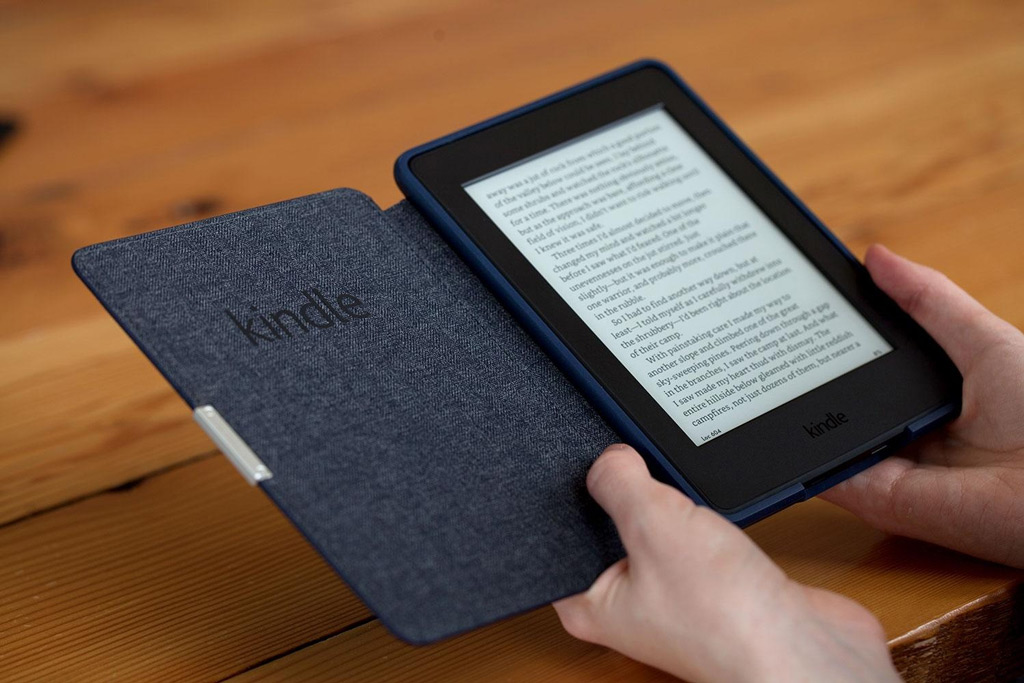 Фото: Kindle Paperwhite