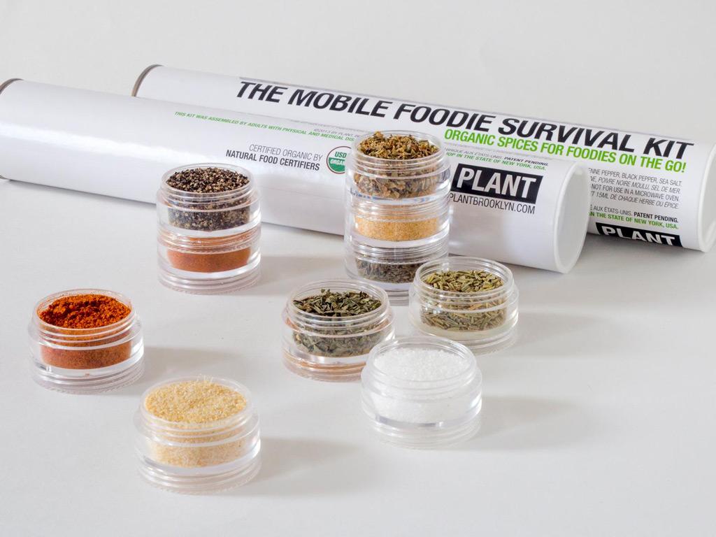 Фото: Mobile Foodie Survival Kit