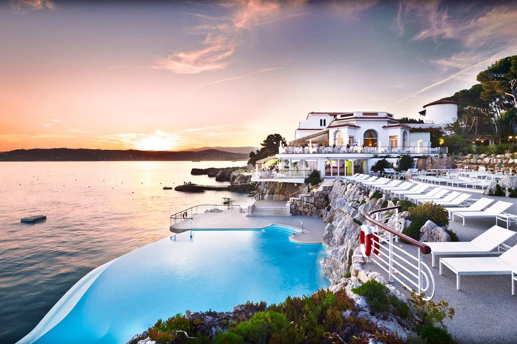 Фото: Hotel du Cap-Eden-Roc, Франция
