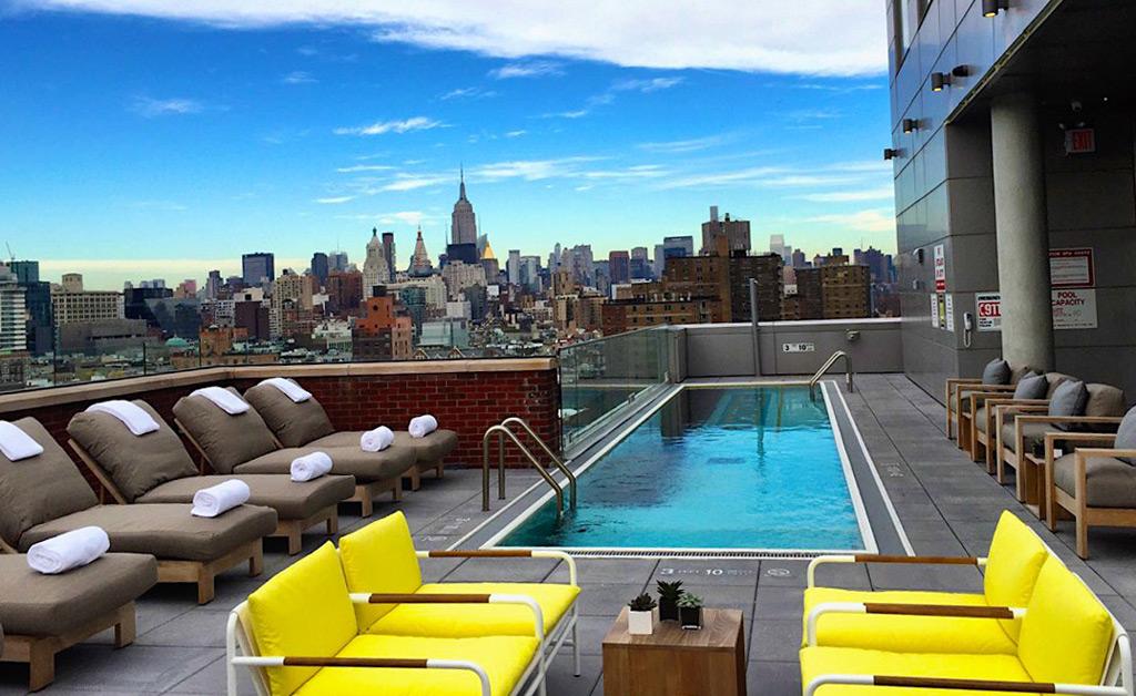 Фото: Hotel Indigo Lower East Side, США