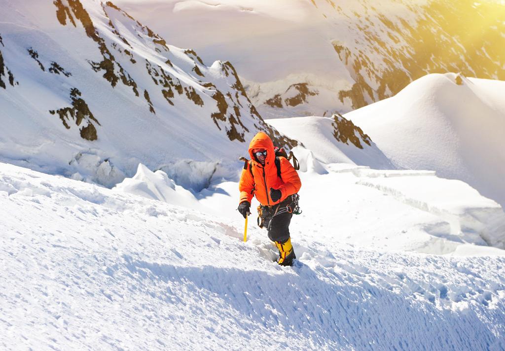 Восхождение на Эверест 8848м Непал Альпклуб