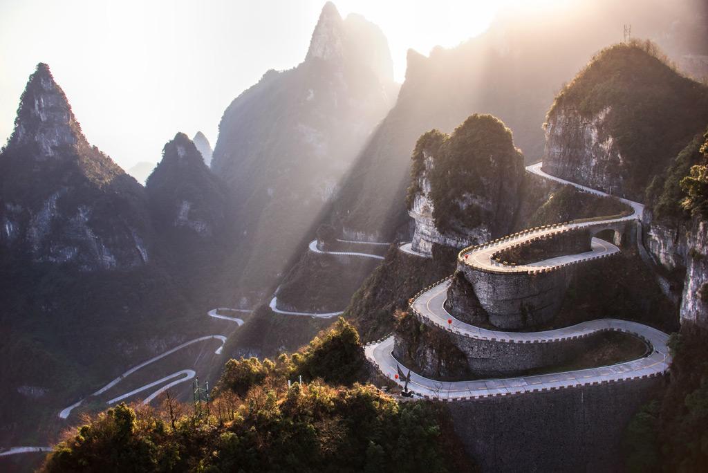 Фото: «Небесное шоссе»