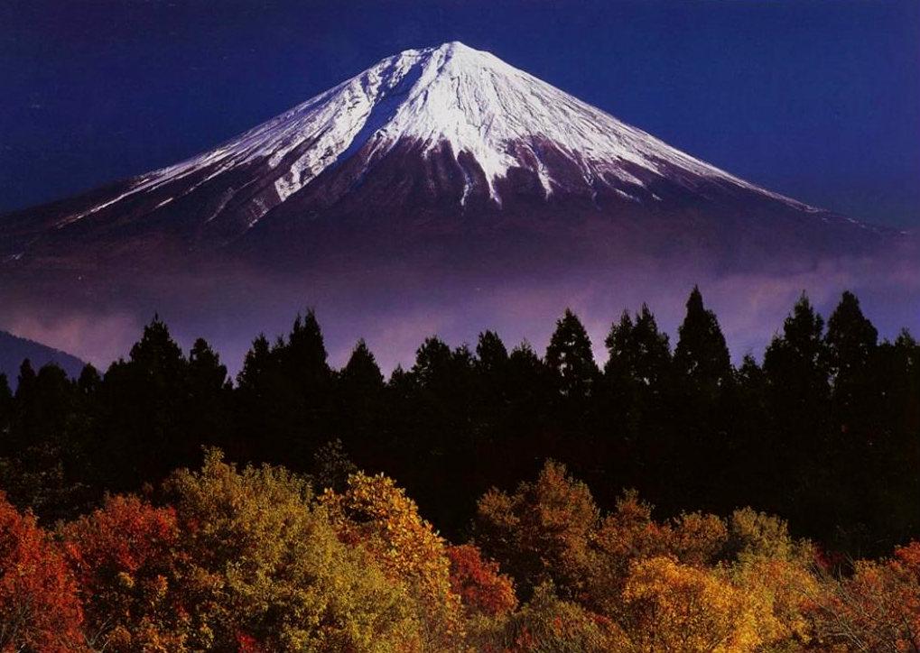 Фото: Гора Фудзияма