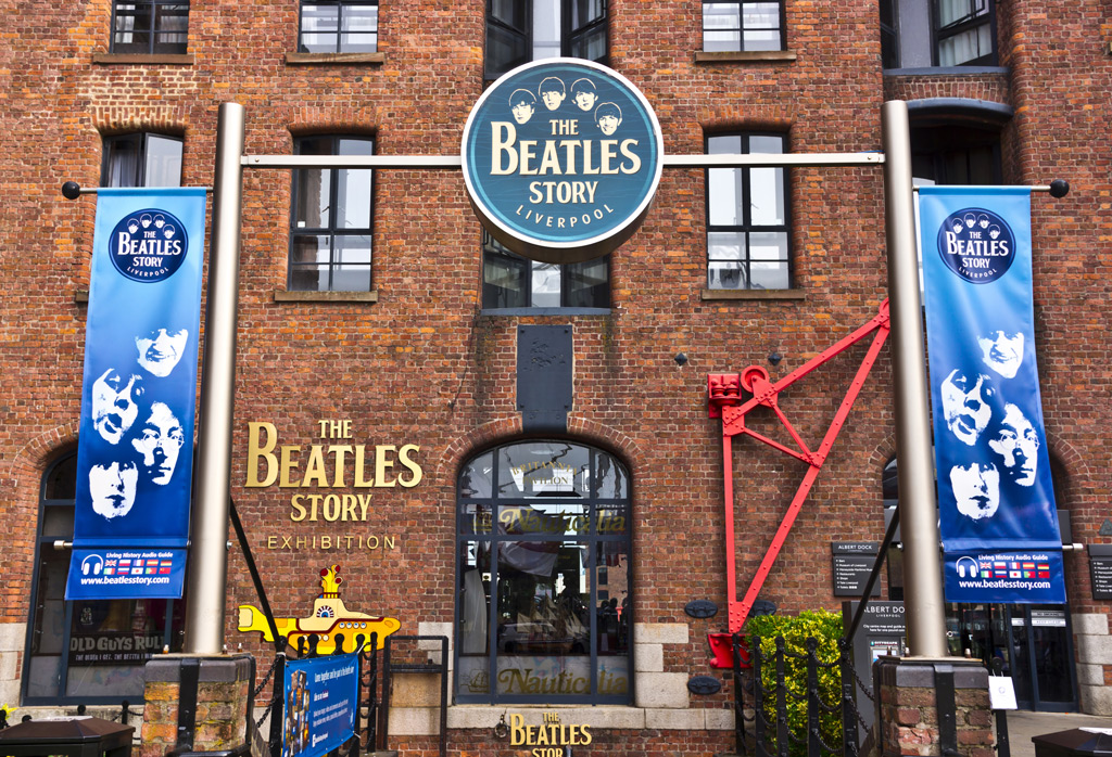 Фото: Музей «The Beatles Story»
