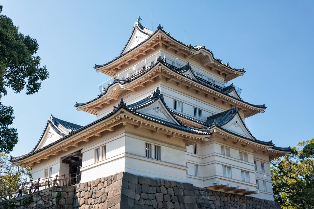 Самые красивые замки Японии — Блог OneTwoTrip