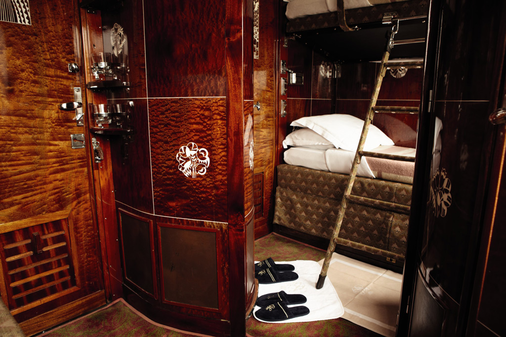 Фото: Париж — Стамбул, Лондон — Венеция, The Venice Simplon Orient-Express