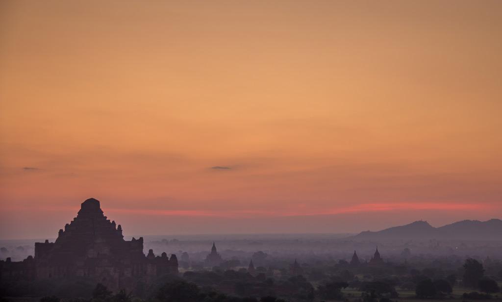 Фото: Хсипав, в Мьянме (Бирма)