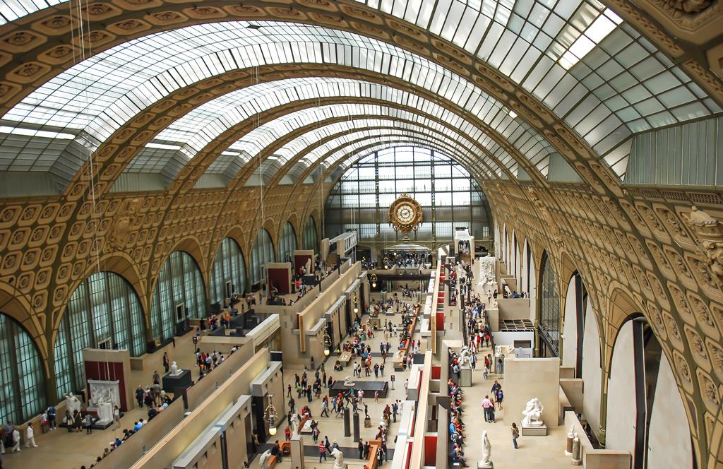 С в знакомство музее орсе французом