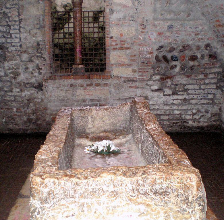 Фото: «Гробница Джульетты»