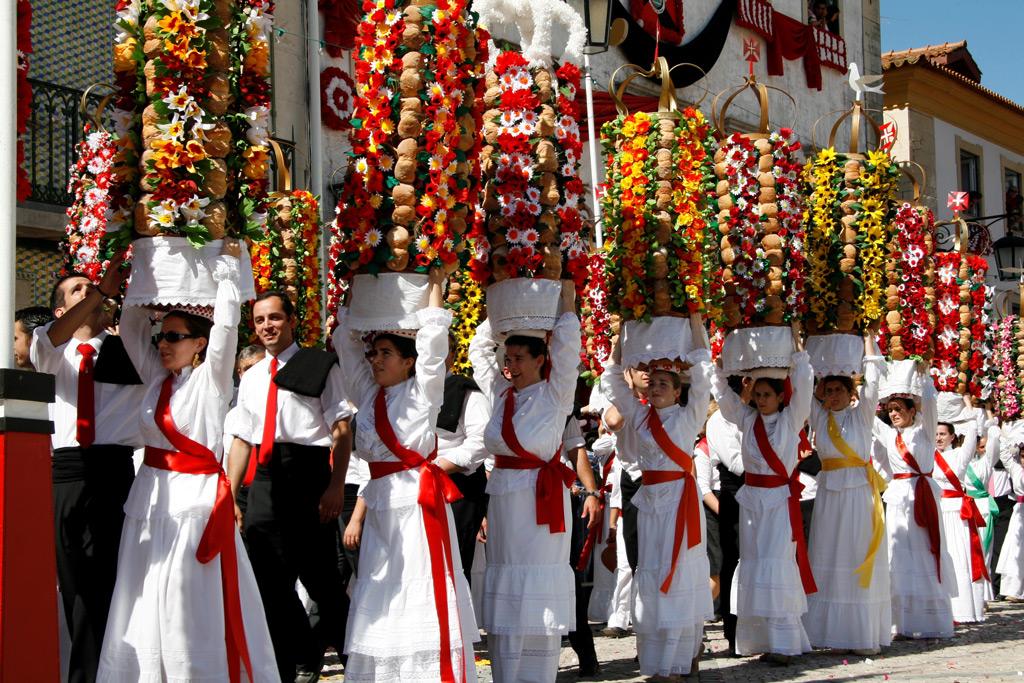 Фото: Праздник Табулейруш