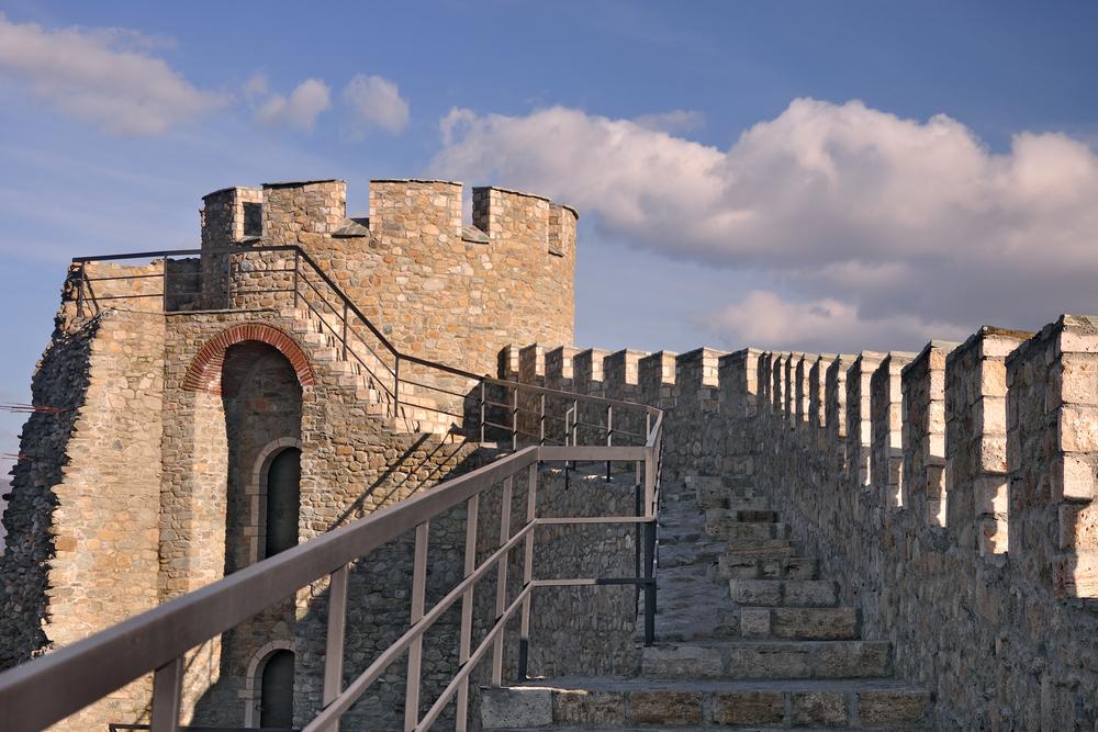 Фото: крепость Кале