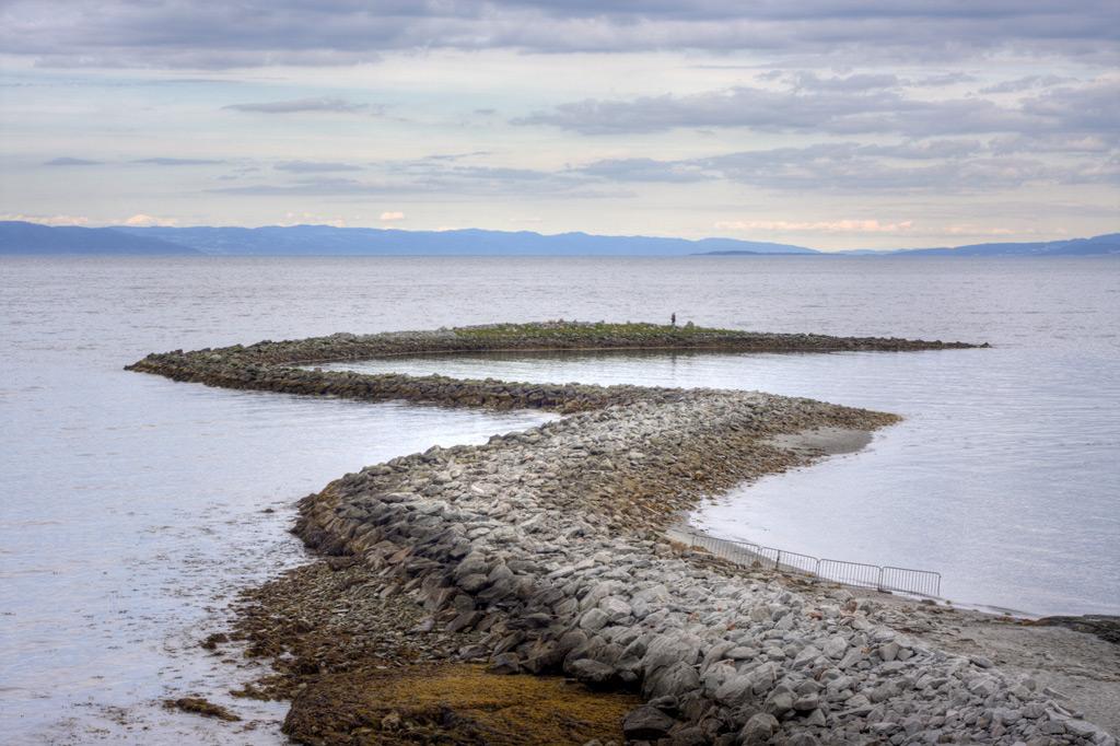 Фото: Остров Munkholmen