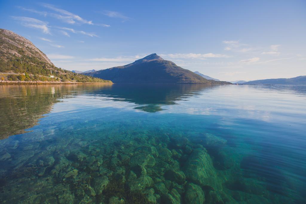 Фото: Норвежский пейзаж