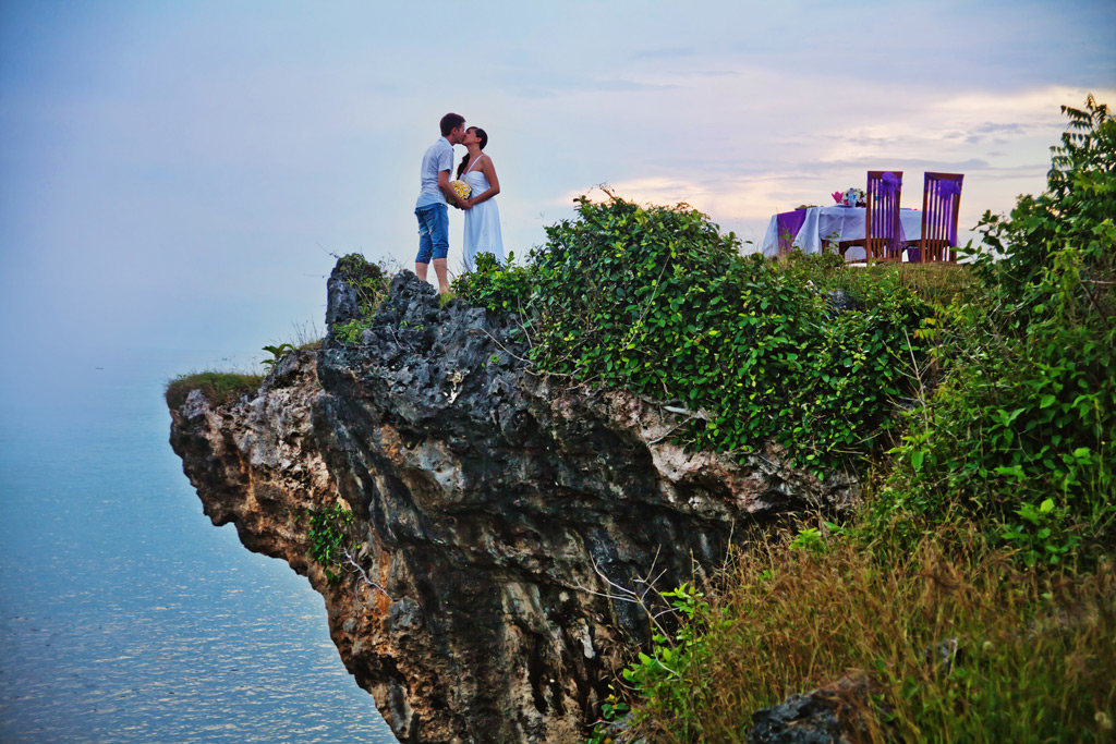Фото: Свадьба за границей