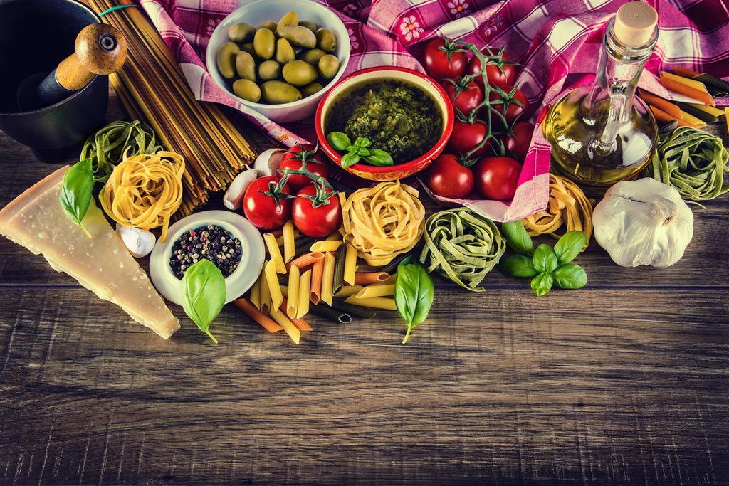 Фото: Средиземноморская диета