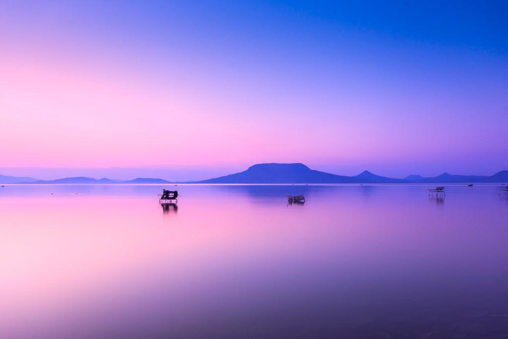 Фото: Озеро Балатон