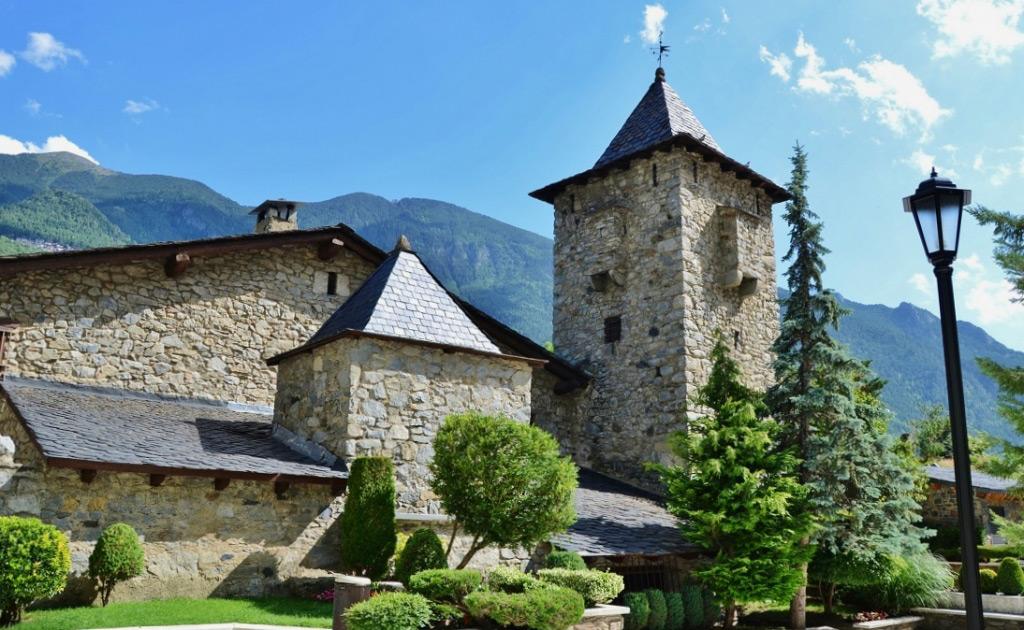 Фото: Крепость Каса-де-ла-Валь