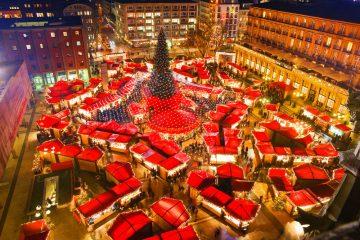Фото: Рождественские ярмарки Европы