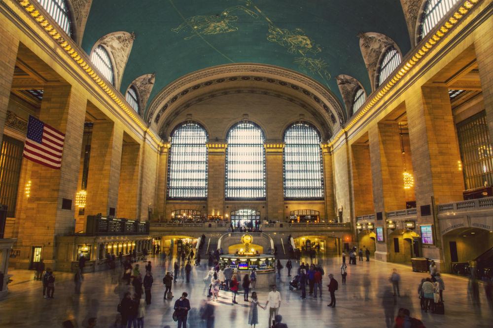 Фото: Grand Central Terminal 10 самых красивых железнодорожных вокзалов мира 10 самых красивых железнодорожных вокзалов мира grand central terminal