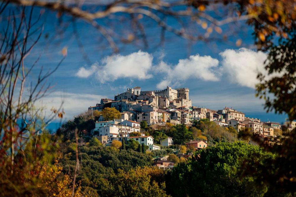 Фото: Castello Orsini