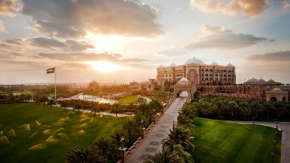 Фото: Emirates Palace Hotel