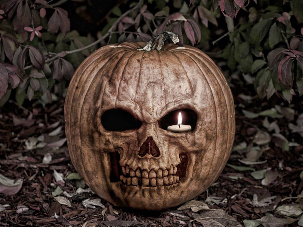 Самая страшная хэллоуин