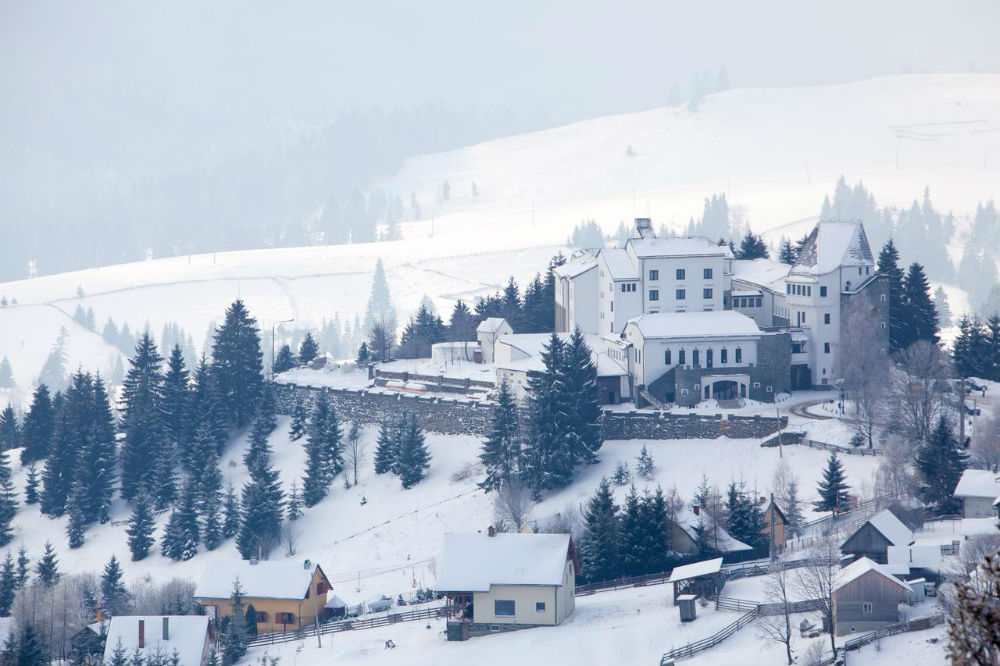 Фото: Hotel Castel Dracula