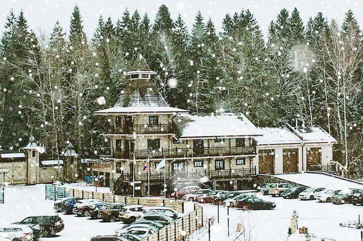 Фото: Эко-отель «Лепота»