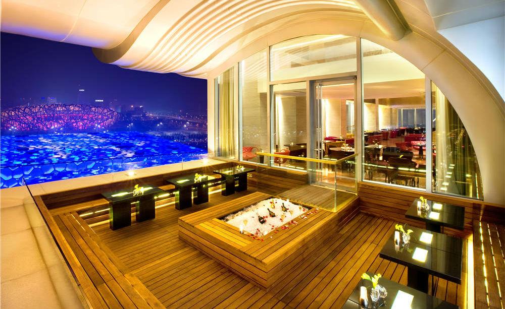 Фото: Pangu 7 Star Hotel