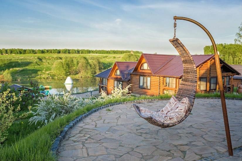 Фото: Парк-отель «Орловский»